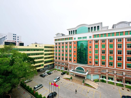 Golden Star Hotel Quanzhou Over view